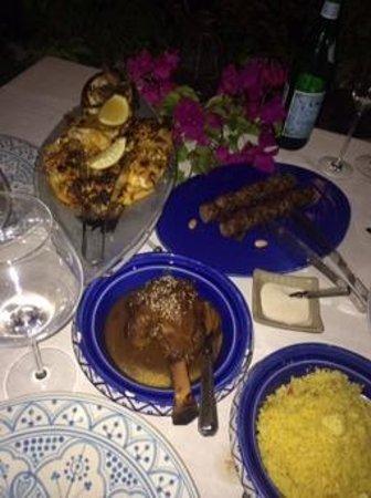 Maldivian Feast at Al Barakat