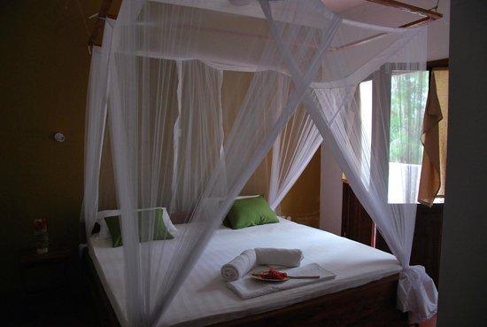 Kilima Kidogo Guesthouse: un exemple de chambre climatisée