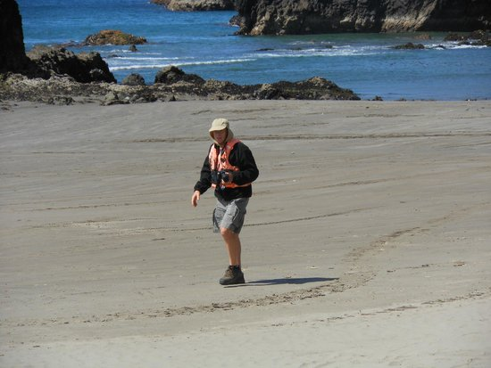 Islotes de Punihuil : Walk the beautiful beach before the boat trip