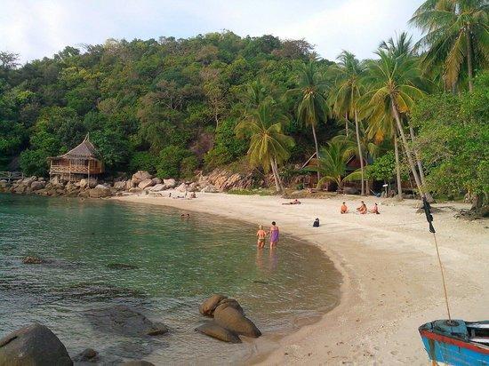 Charm Churee Villa: Spiaggia a circa 800 metri