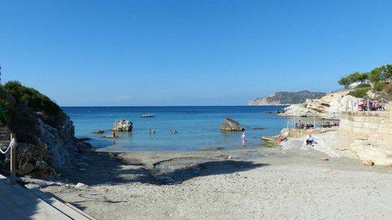 FERGUS Style Cala Blanca Suites: The beach