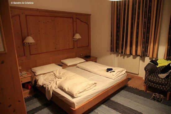 Cristallo Hotel: Hotel Cristallo - Stanza