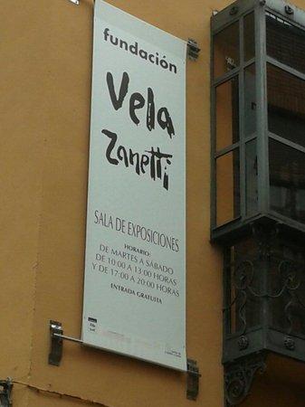 Fundacion Vela Zanetti: Horarios de apertura al público