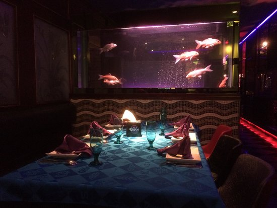 Gulf Royal Chinese Restaurant : New look