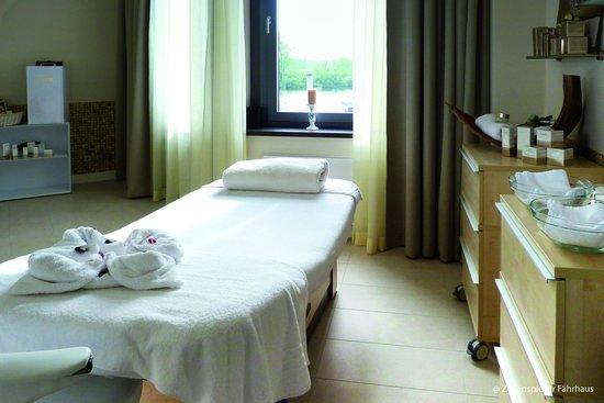 Zollenspieker Fährhaus Hotel: Beauty & Wellness