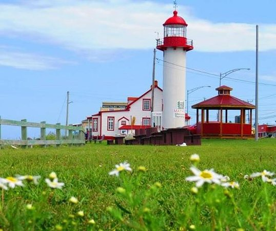 Matane's Lighthouse