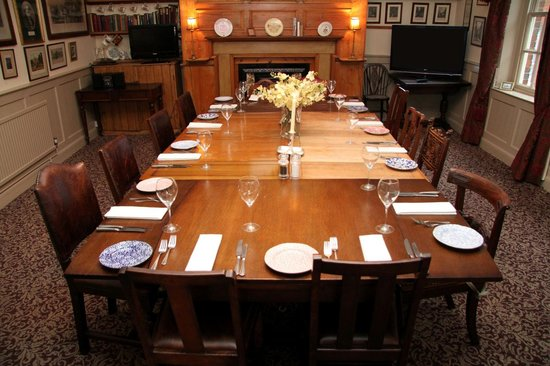 The Wykeham Arms: Private dining