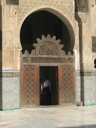 Medersa Bou Inania : FOTO1