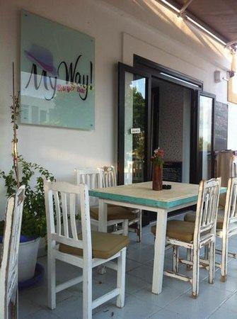 My Way Cafe Restaurant