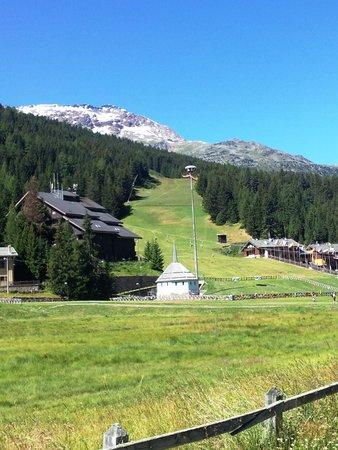 Park Hotel Valfurva : panorama bellissimo