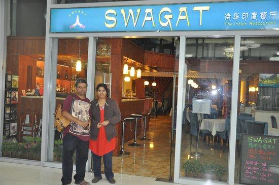 Swagat Indian Restaurant: Restraunt
