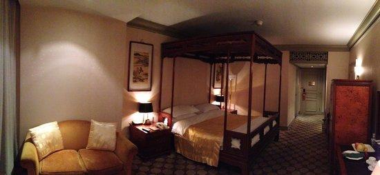 Grand Hotel Beijing: Room