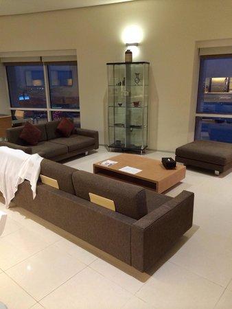 Ascott Park Place Dubai : الصاله