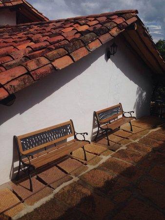 Tinto Hostel: Zona social