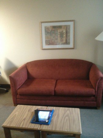 MainStay Suites Brentwood: Sofa sleeper