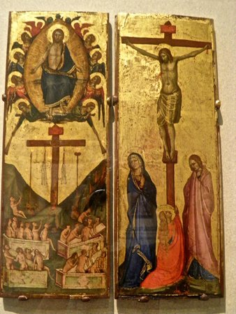 Part of the early Christian art collection - Picture of ...