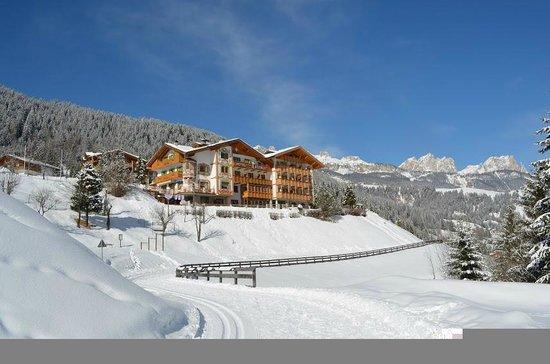 Hotel Latemar inverno