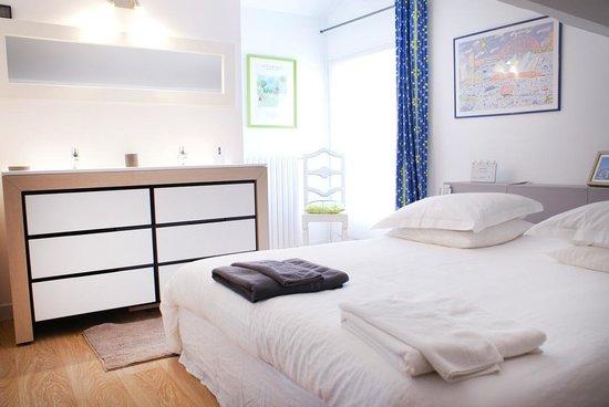 Chambre d 39 h tes etchebri pays basque photo de etchebri for Chambre hote basque