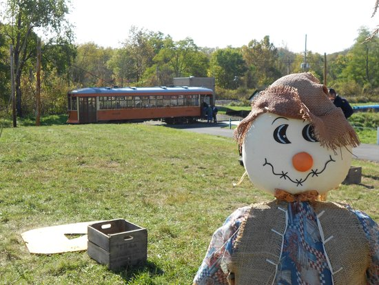 Pennsylvania Trolley Museum: Fall Fest at the Trolley Museum