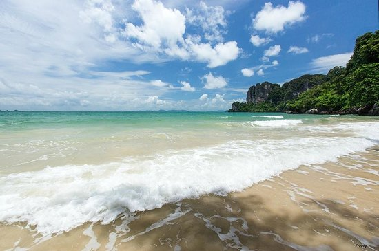 Railay Beach, Thailand: Railay Bech