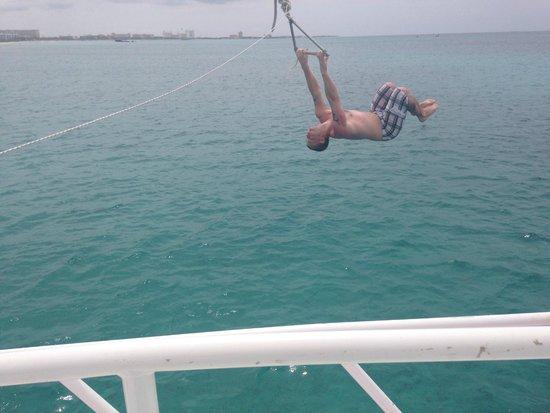 Mi Dushi : sweet rope swing