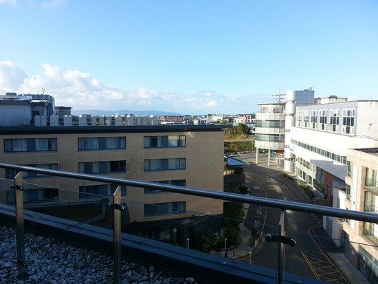 Radisson Blu Hotel & Spa, Galway: View from balcony