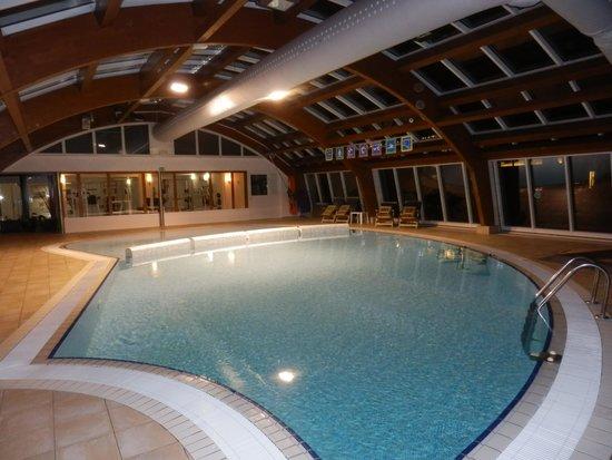 Kompas Hotel Bled: Innenpool