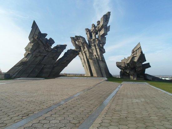 Neuvième fort : Monumento ai caduti
