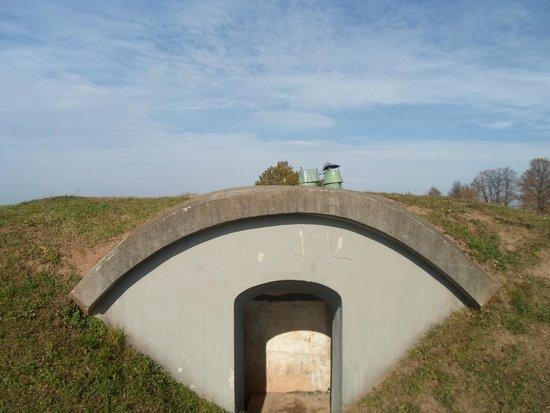 Neuvième fort : Bunker