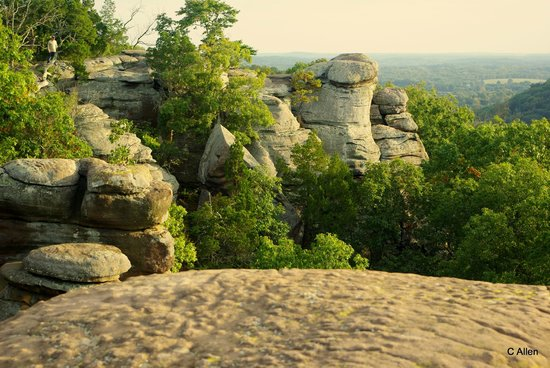 Harrisburg (IL) United States  City new picture : ... Overlook Picture of Garden of the Gods, Harrisburg TripAdvisor