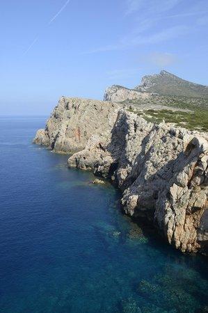 Capo Caccia Vertical Cliffs: punta cristallo/piacentino