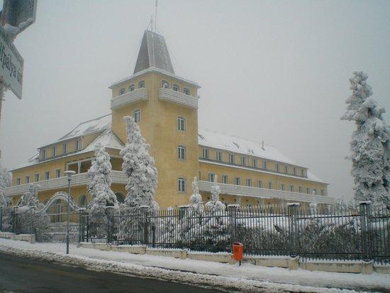 Cogwheel Railroad Budapest
