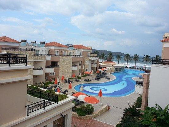 Alexandra Beach Resort : Hotel