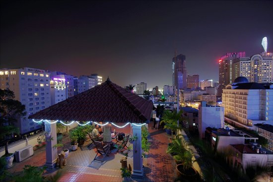 Spring Hotel: City View