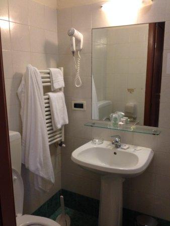 Hotel Dock Milano : bagno