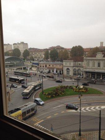 Hotel Dock Milano : vista finestra