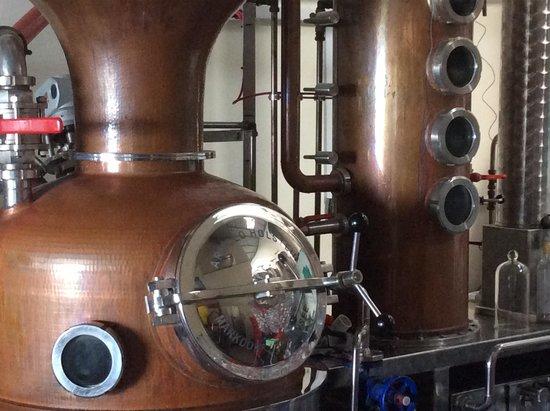 St Helena Distillery