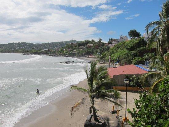 La Quinta de Don Andres: Beach view