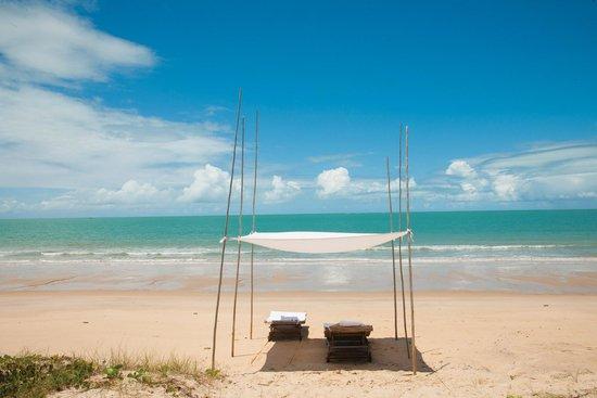 Nossa praia - Vila Naiá