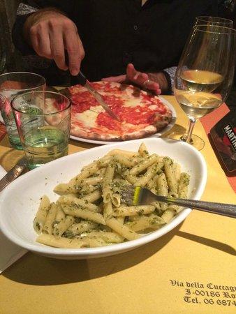 Pub Cuccagna : food!
