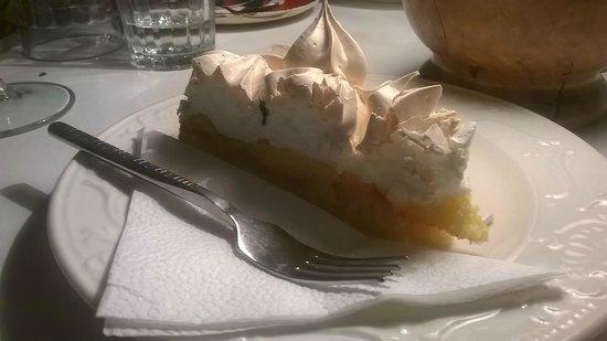 Mahedik Cafe : Lemon cake