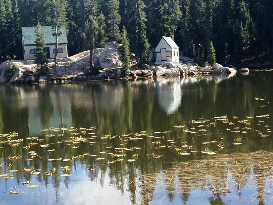 Tamarack Lodge At Bear Valley: Mosquito Lake
