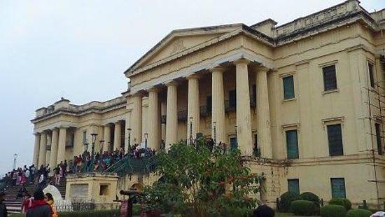 Murshidabad, India: Hazarduari palace