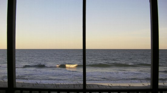 Oceanfront Litchfield Inn: View From Balcony Room 226