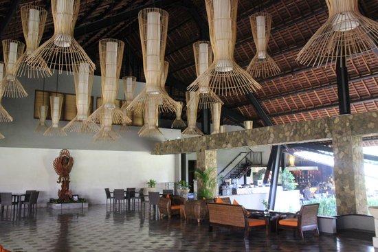 The Oasis Lagoon Sanur: lobby