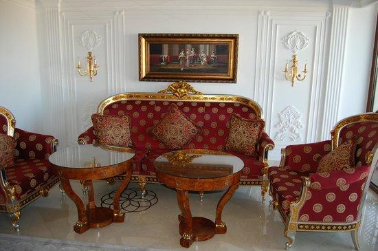 Mardan Palace: Granduer