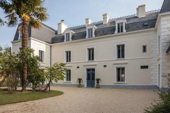 Villa Saint Raphael: Entrée de la Villa
