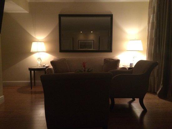 Kimpton Angler's Hotel : Sitting area