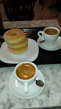 Granier Madrid: Desayuno