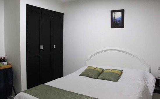 Hotel Tayromar : Habitación